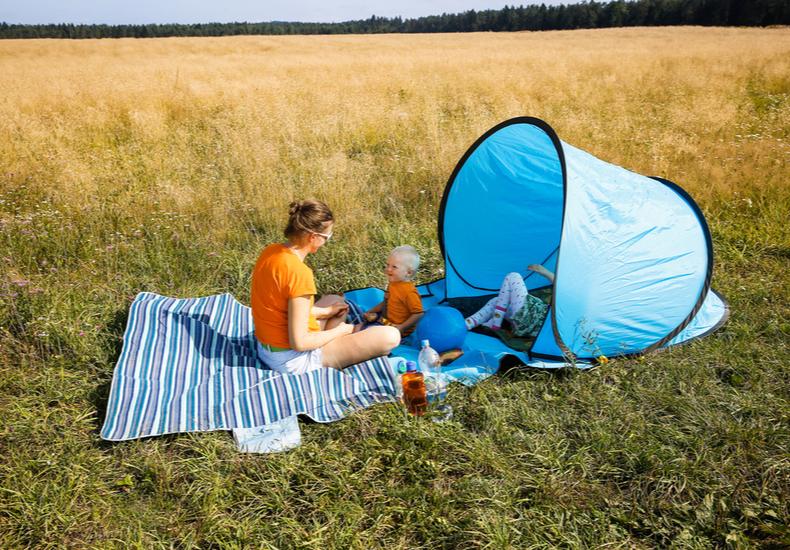 公園 テント おすすめ 人気               オープンタイプ ポップアップテント