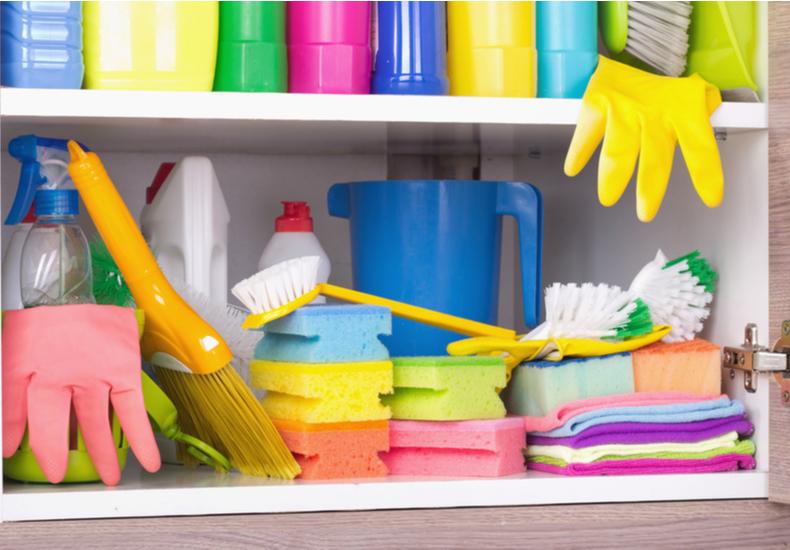 風呂掃除 道具                   収納 コツ