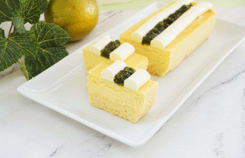 成城石井 自家製 シチリアレモンのチーズケーキ