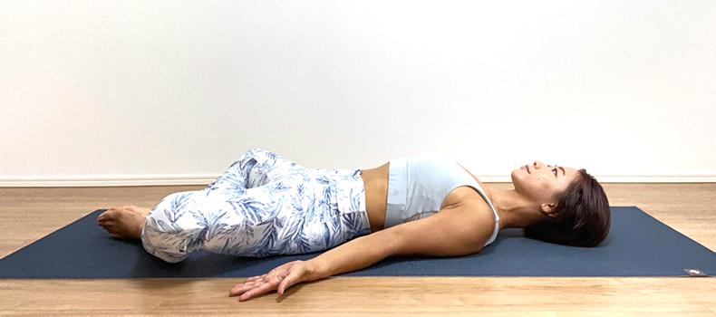 ヨガ 痩せる 産後太り解消