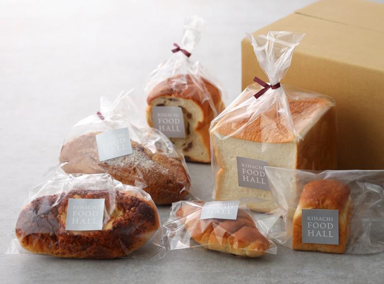 キハチ KIHACHI 冷凍パン 冷凍ギフト パンギフト 冷凍ベーカリー グローサリーギフト