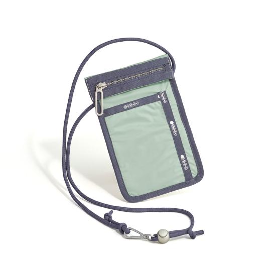 レスポ 大草直子 大草直子コラボ スタイリストコラボ レスポコラボ レスポのエッセンシャル スマホバッグ 軽いクロスボディ  Crossbody Phone Case