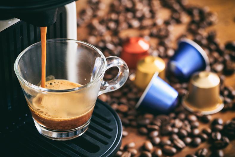 コーヒーメーカー ミル付き