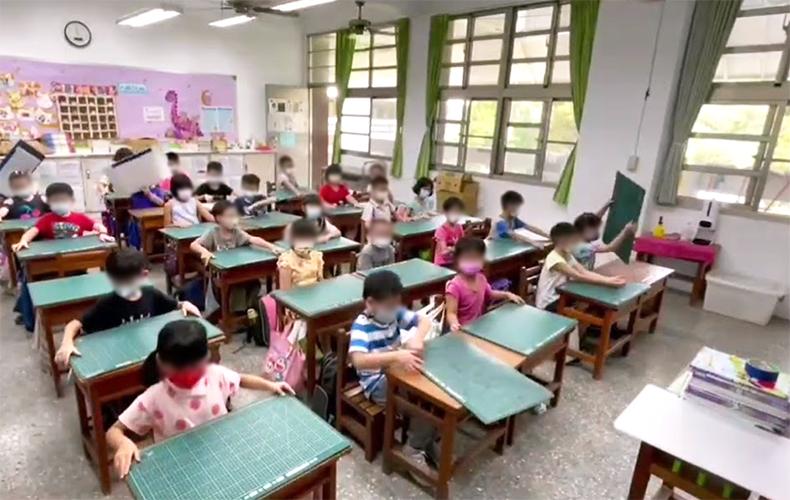 台湾 学校再開