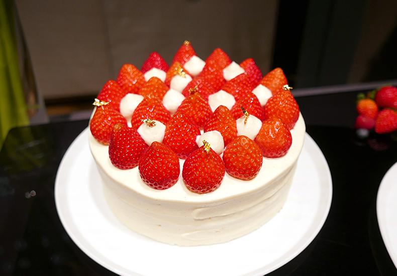 パレスホテル東京 クリスマスケーキ