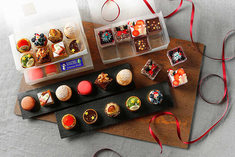 ウェスティンホテル東京 クリスマスケーキ